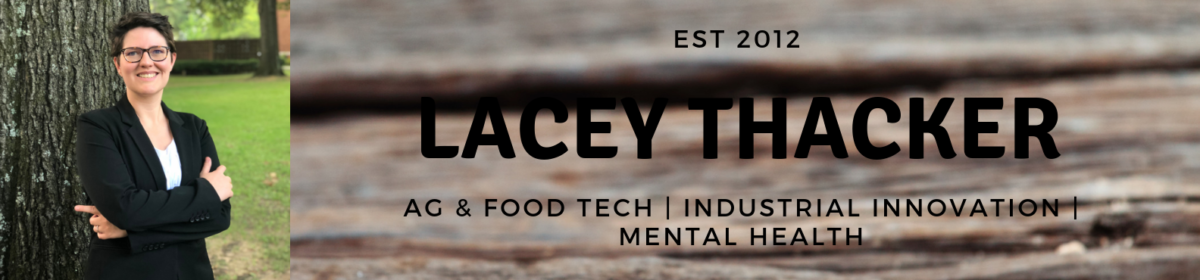 Lacey Thacker, Freelance Writer